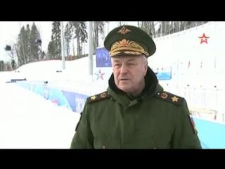 Визит Николая Панкова в Сочи сюжет телеканала Звезда