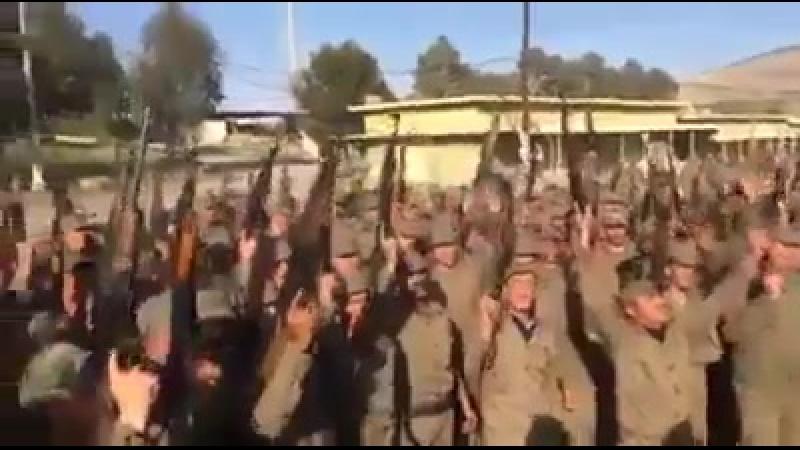 Peshmerge Rojava