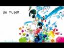 【Hatsune Miku】Be Myself. / hano feat. Hatsune Miku【Original】 sm27492252