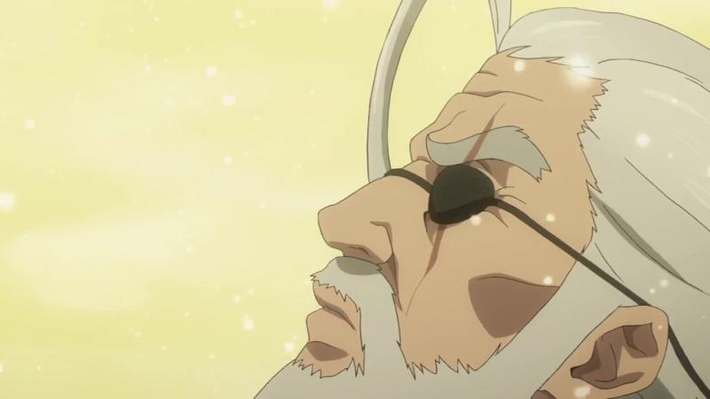 Gunslinger Stratos: The Animation / Небесный стрелок - 12 серия | Озвучка: i7Stolc Annie [FreeDub]