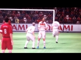 PES 2010 Liverpool - Roma