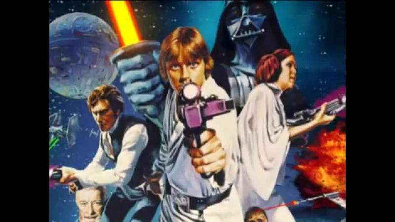 Звёздные войны Эпизод 4 Новая надежда Star Wars 1977 3D постер