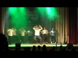 Общий танец Дружба Народов