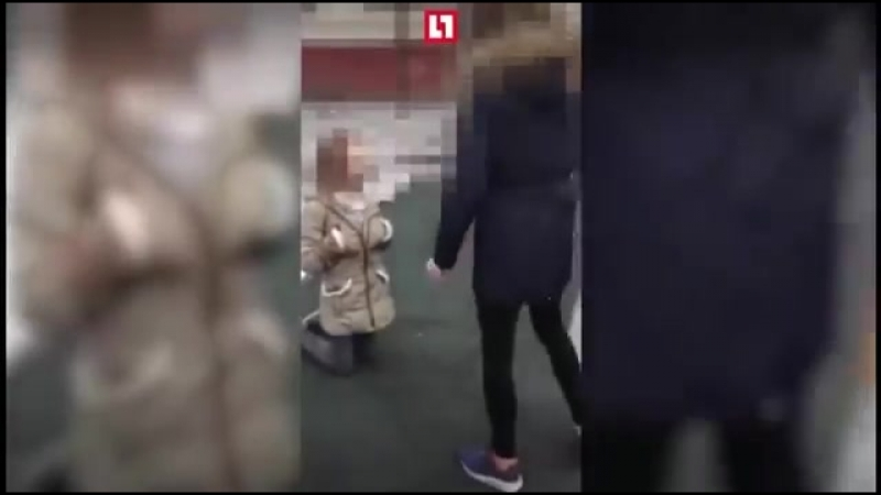 Ты опозорила наше Тушино! Старшеклассница жестоко избила школьницу в Москве из за любви к чурке Саиду!