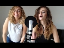 Hymn for the weekend - coldplay ft. beyonce - Àuria Franch and Elisabet COVER