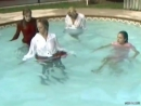 The best wetlook compilation from the  the web very sensual ladys swimming fully clothed 2