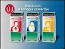 Рекламный блок (RTL Klub [Венгрия], январь 2002) Renault, KH Bank, Robitussin, Nivea, Volkswagen, Omnia