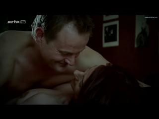 12 Heist - Ich Liebe Dich (2007, Claudia Michelsen)(sex scene, сцена секса, эротика, постельная сцена, раком, трах, кончил, порн