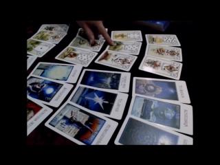 Карты Ленорман и Таро третьего тысячелетия-Расклад на определение магических и эзотерических способностей