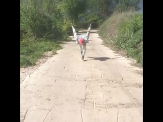 бегу как наруто