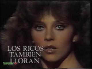 Богатые тоже плачут / Los Ricos tambien lloran / Серии 217-218 из 244 [1979, Драма, мелодрама, VHSRip]