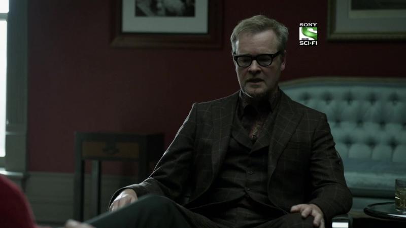 Ганнибал (Hannibal) - Интервью с Кристофером Харгадоном.