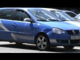 ДТП Орловская авария в городе Орле Машины столкнулись Город Орёл Девушка за рулём 20 июнь 2016 год