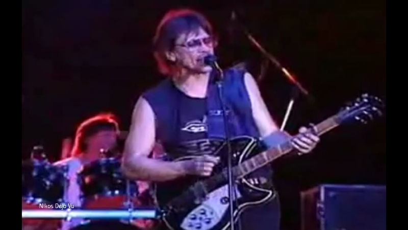 Nikos Deja Vu - Steppenwolf - The Pusher (NYC 2004)