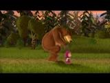 Маша и Медведь - Первая встреча (1 Сезон - 1 Серия ) в HD 720