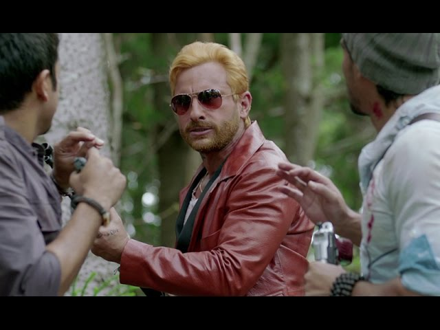 Saif Ali Khan aggravated at Kunal Khemu Vir Das - Go Goa Gone