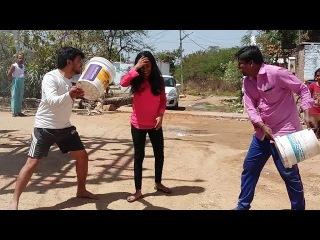 Types Of Holi In India | Funny Holi Video 2017 | by Mana Vantalu