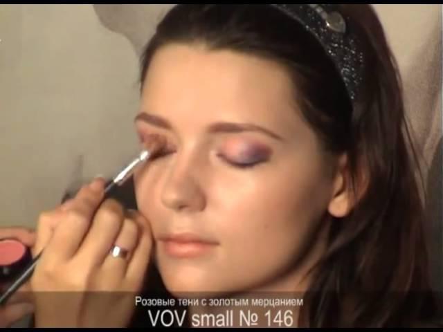 Романтический макияж Мастер класс от ArtSoul studio