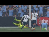 FIFA-прогноз от Matchday.biz АПЛ 2016-17 22 тур Манчестер Сити - Тоттенхэм