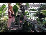 Би-2  Алиса (памяти А. Ротаня) 360 backstage