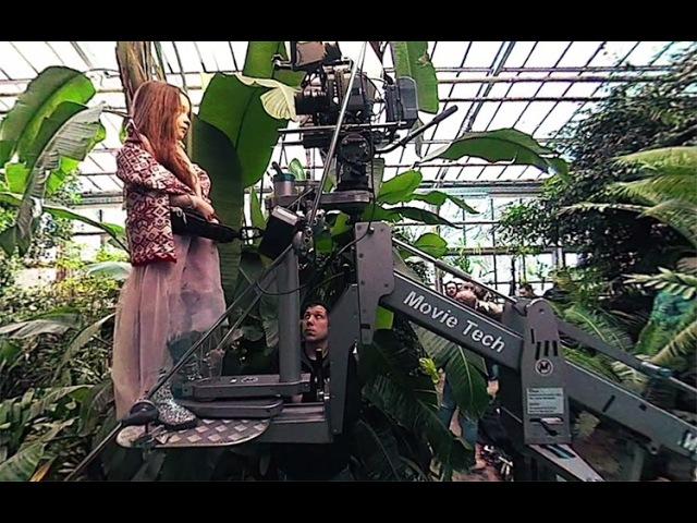 Би 2 Алиса памяти А Ротаня 360° backstage