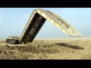 World Amazing Latest Technology Army Corps of Engineers Modern Military Equipment Pontoon Bridges