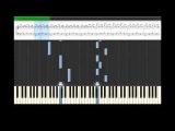 Как играть мелодию