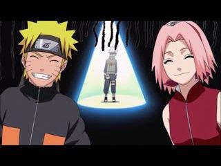 Naruto & Sakura Tricks Kakashi - Naruto Shippuuden Funny Moment