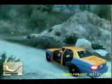 Gta 5(Xbox360)Taxi 4Сбежавший пассажир(Day3)