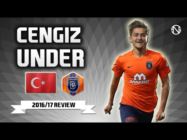 CENGIZ ÜNDER - Welcome to Roma - Ultimate Skills, Goals Assists - 2017 (HD)