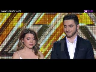 X-Factor4 Armenia-eryakneri yntrutyun-22-ic barcr-Harutyun Hakobyan-Leon Jackson/Creative 12.02.2017
