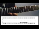 Slipknot - AOV - Guitar Lesson