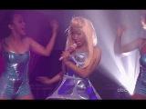 Nicki Minaj - Turn me on LIVE at New Year`s Rockin Eve HD 1080p - Turn me on directo Best live