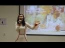 Ученица олорской средней школы танцует марийский танец. Алла Васильева - пОлеклем тылат