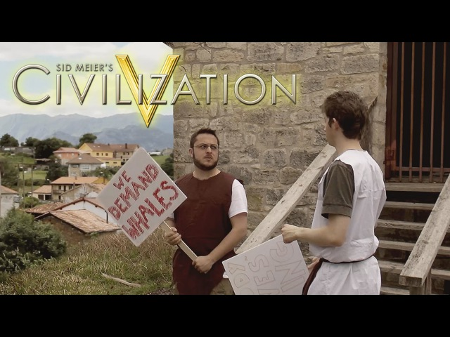 Civ 5: We Love The King Day