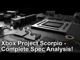 Xbox Project Scorpio: Complete Spec Analysis!