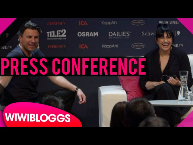 FYR Macedonia press conference: Kaliopi Dona @ Eurovision 2016 | wiwibloggs КАЛИОПИ ЖГЁТ