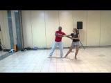 Zouk dips class Carlos da Silva &amp Natasha Terekhina on Bachaturo 2013