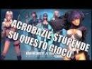 ACROBAZIE ASSURDE - giochi PERICOLOSI con il COLTELLO PART2 - LIVE