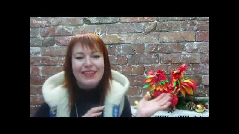 Надежда Ильина. 12 декабря 2016 года.