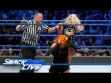 #video@alexablissdaily  Becky Lynch vs. Alexa Bliss - SmackDown Women's Championship Match SmackDown LIVE, Feb. 21, 2017