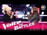The Voice 2017 Battle - Aaliyah Rose vs. Savannah Leighton