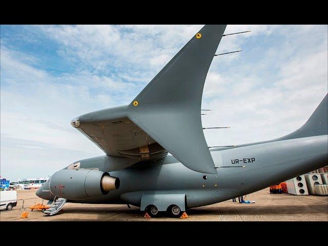 10 Самых лучших военно транспортных самолетов КБ ANTONOVA