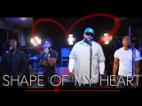 Shape of My Heart - Backstreet Boys (AHMIR R&ampB Group cover)