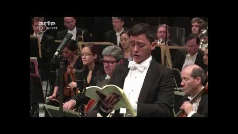 Alexander Vinogradov sings Dvorak Stabat Mater-Fac, ut ardeat cor meum