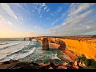 Дикая природа Австралии. Глубины океана. Большой барьерный риф HD