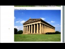География глобального мира до ядерной войны на примере античной архитектуры и б...