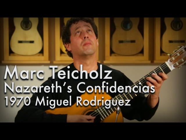 Marc Teicholz - Nazareth Confidencias (1970 Miguel Rodriguez)