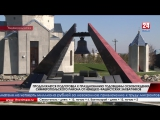 В селе Мирное провели выездное совещание, посвященное подготовке празднования 73-й годовщины освобождения Симферопольского район