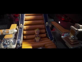 Стражи Галактики. Часть 2 (2017) Трейлер №2